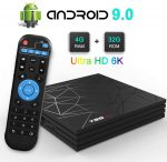 T95 Max Android 9.0 TV Box