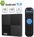 T95 Mini Android 9.0 TV Box